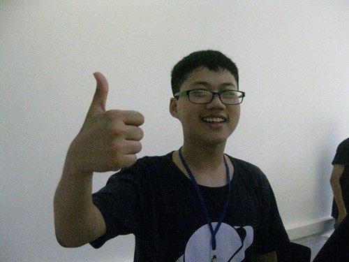 Bí quyết học 'khác người' của Huy chương Vàng Vật lý châu Á Đinh Anh Dũng