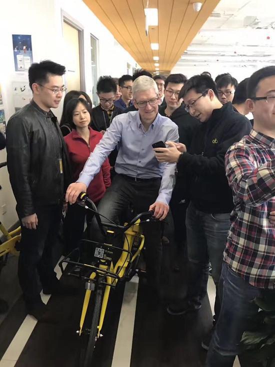 Ứng dụng chia sẻ xe đạp tưởng như 'không ai thèm' đã làm gì khiến CEO Apple phải chú ý?