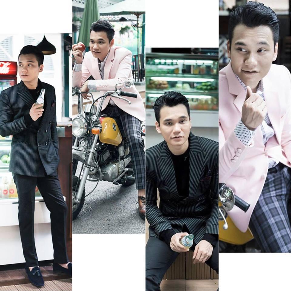 Điểm danh những mỹ nam ''chăm chỉ'' diện vest nhất showbiz Việt