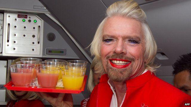 Những nguyên tắc quản lý không giống ai của tỷ phú 'dị' Richard Branson