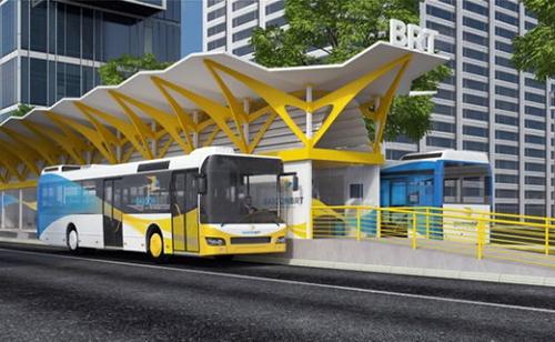 Tp.HCM dừng xây dựng tuyến BRT 144 triệu USD
