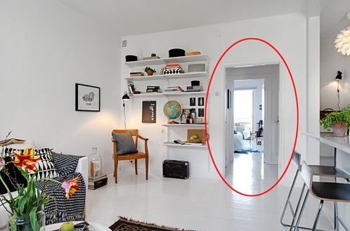 4 vị trí đặt gương trong nhà cần tránh nếu không muốn rước họa vào thân