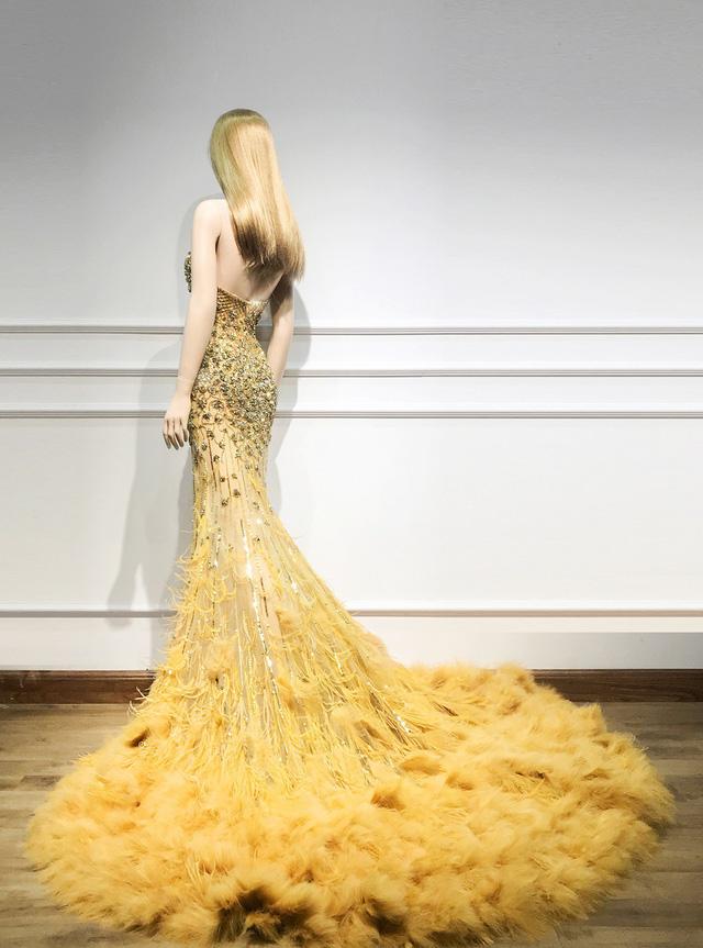 Không thể tin nổi, đây chính là bộ trang phục Đỗ Mỹ Linh sẽ mặc vào đêm chung kết Miss World