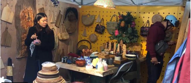 Những hình ảnh đẹp tại Hội chợ Giáng sinh phong cách Đức lần đầu tiên xuất hiện Hà Nội