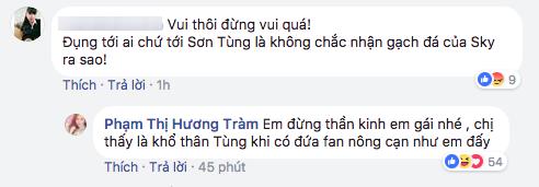 Hương Tràm 'lỡ lời' khiến fan Sơn Tùng M-TP công kích dữ dội