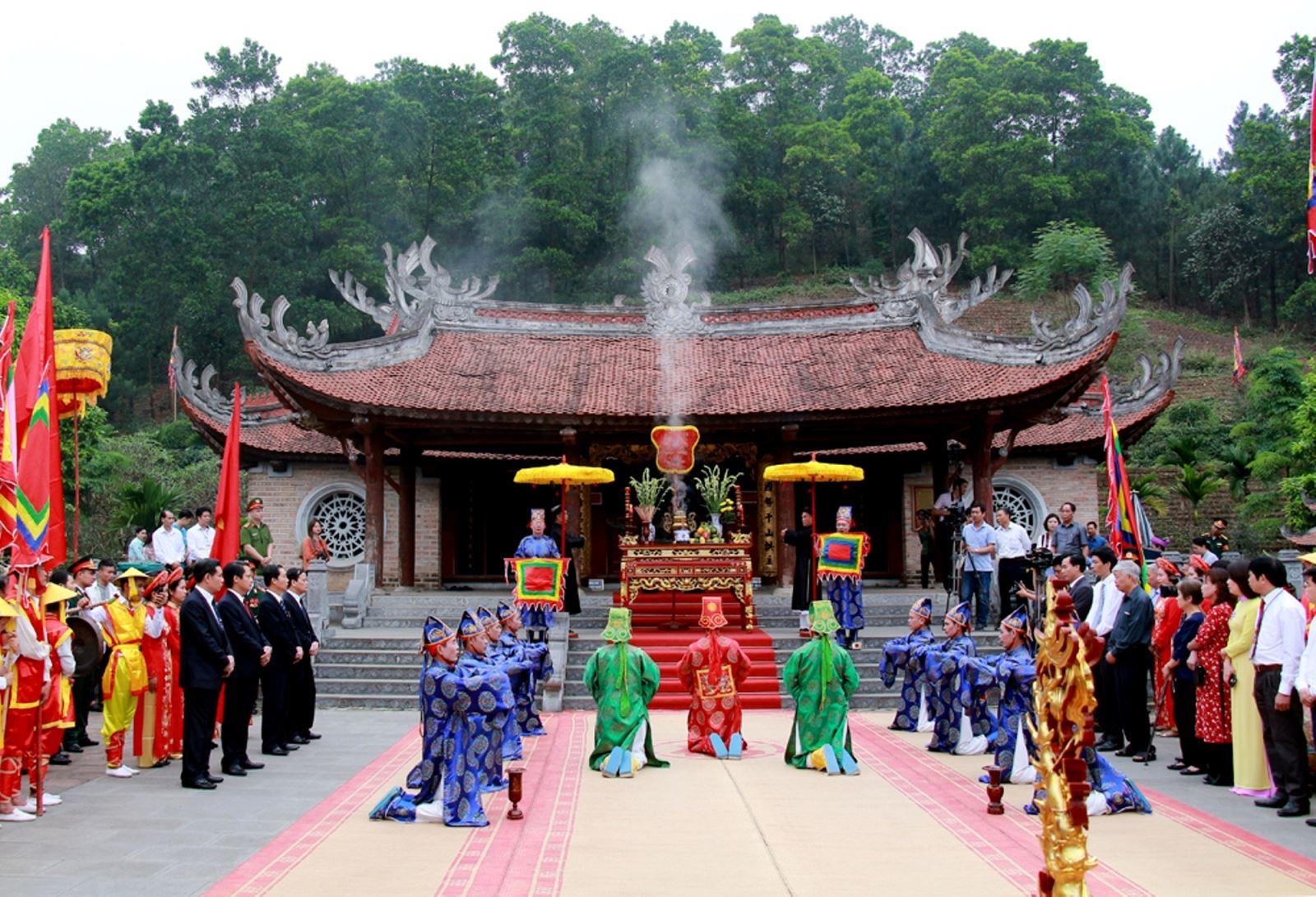 Điểm danh những hoạt động văn hóa, du lịch đặc sắc tại Lễ hội Đền Hùng 2018