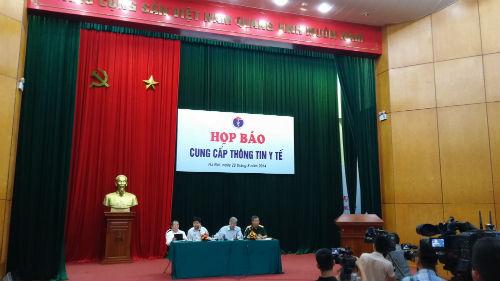 Họp báo căng thẳng liên quan 3 trẻ tử vong ở Khánh Hòa khi phẫu thuật từ thiện