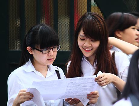Công bố điểm thi THPT Quốc gia 2015 phải lùi 1...