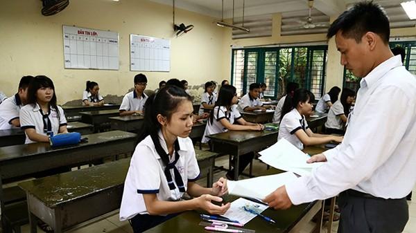 Kỳ thi THPT Quốc gia 2015 xuất hiện cách tính điểm mới