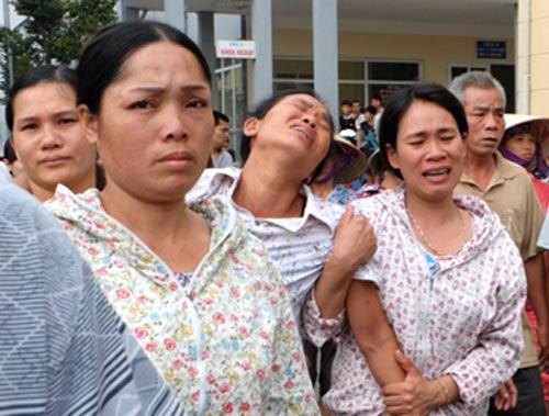 Cháu bé 10 tuổi chết tại bệnh viện Quốc Oai