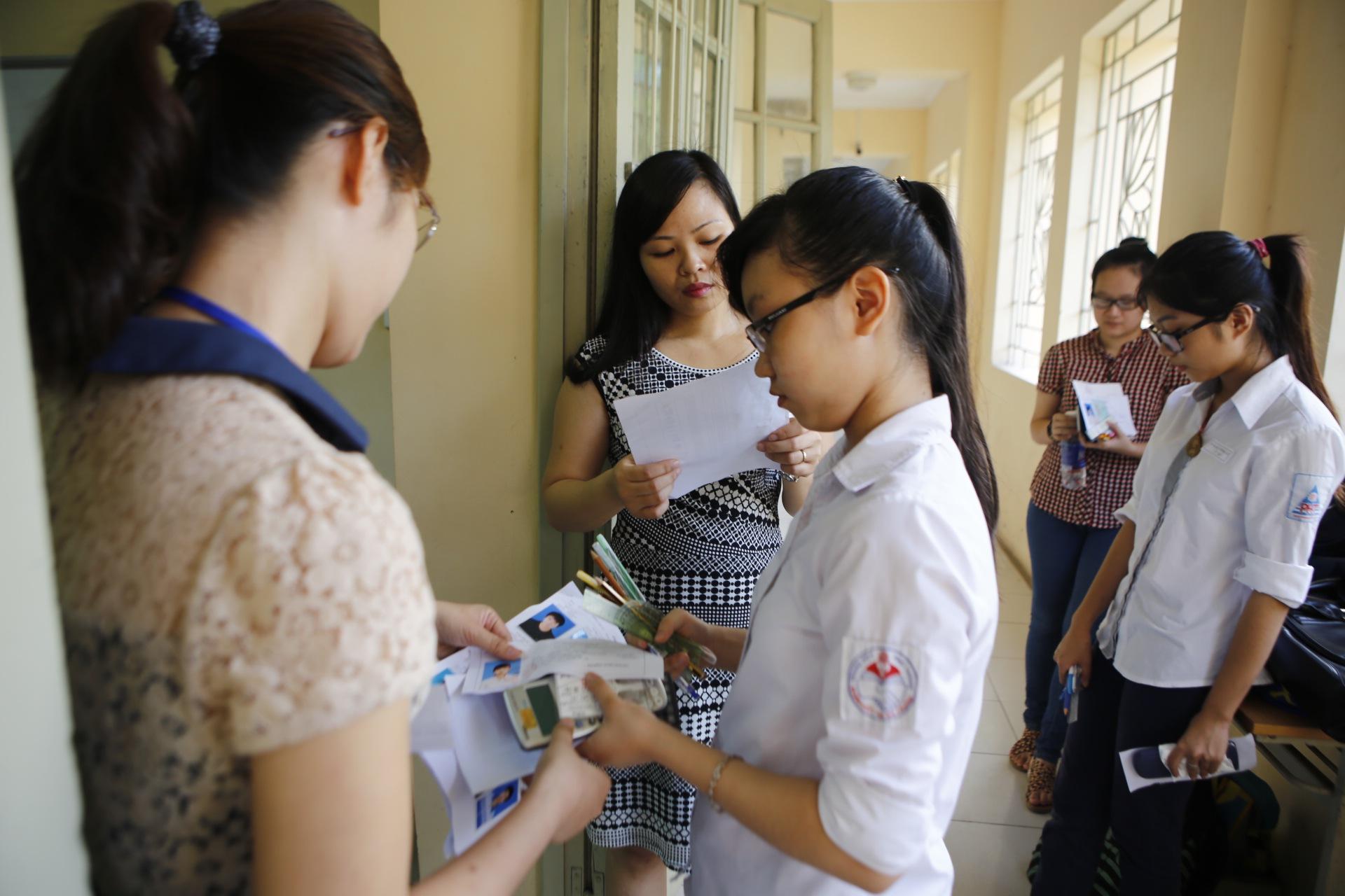 Đề thi của kỳ thi THPT Quốc gia 2015 sẽ như nào