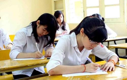 Đề thi chính thức kỳ thi THPT Quốc gia 2015 đã được biên soạn xong