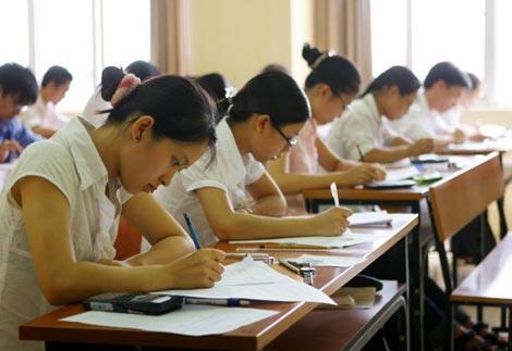 Đề thi chính thức kỳ thi THPT Quốc gia 2015 được bảo vệ như nào?
