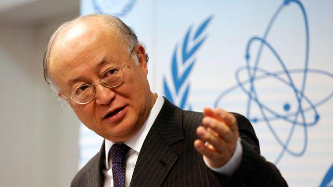 Tổng giám đốc IAEA ông Yukiya Amano