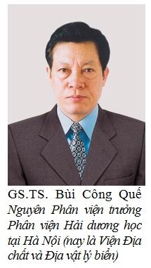 GS Bùi Công Quế