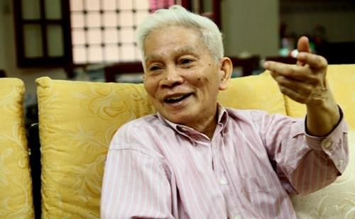 GS Hoàng Tụy: Nhà Toán học lỗi lạc của Việt Nam được thế giới biết đến