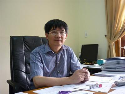 GS Ngô Việt Trung giải thích về Giải thưởng Tạ Quang Bửu 2015