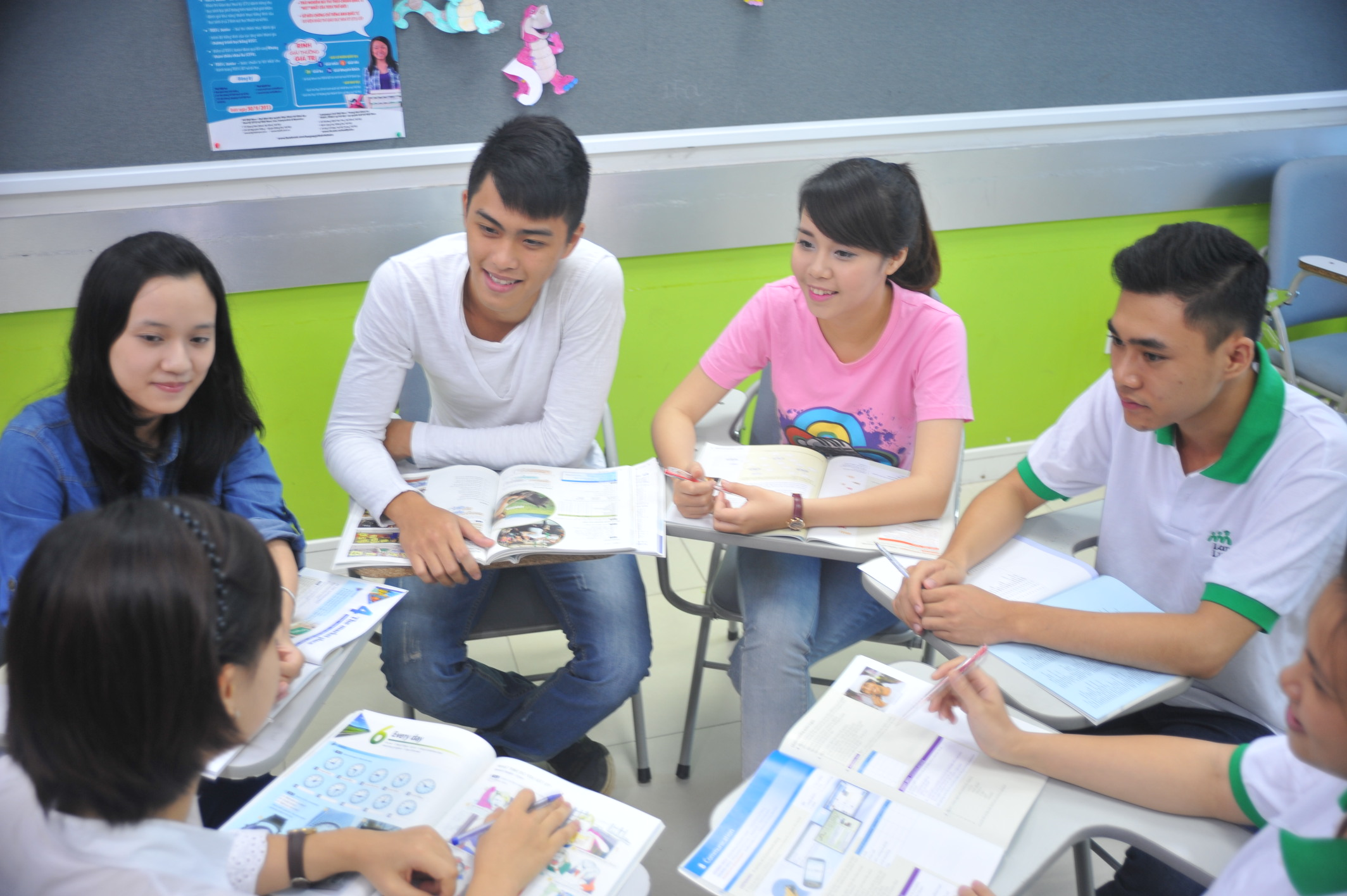 Sẽ mở rộng giảng dạy môn Kinh doanh trong trường phổ thông
