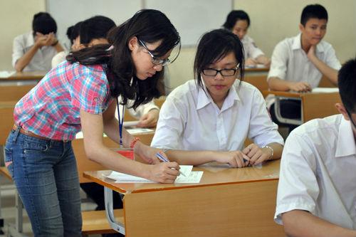 Kỳ thi THPT Quốc gia 2015: Lưu ý hồ sơ tuyển sinh các trường công an, quân đội