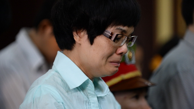 Mức án Huỳnh Thị Huyền Như