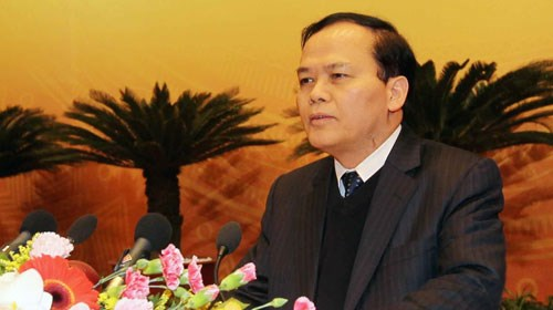 Đồng chí Ngô Văn Dụ, Ủy viên Bộ Chính trị, Bí thư Trung ương Đảng, Chủ nhiệm UBKT Trung ương