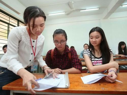 Kỳ thi THPT Quốc gia 2015 sẽ thống nhất mã số thí sinh trên cả nước