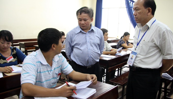 Kỳ thi THPT Quốc gia: Tăng điều kiện miễn thi ngoại ngữ