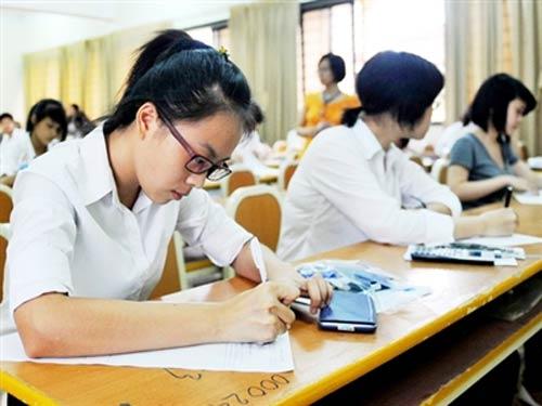 Kỳ thi THPT Quốc gia 2015: Lịch thi ĐH Quốc gia Hà Nội