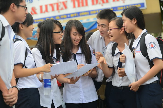 Kỳ thi THPT Quốc gia: Thời hạn nhận hồ sơ xét tuyển đợt 1, đợt 2