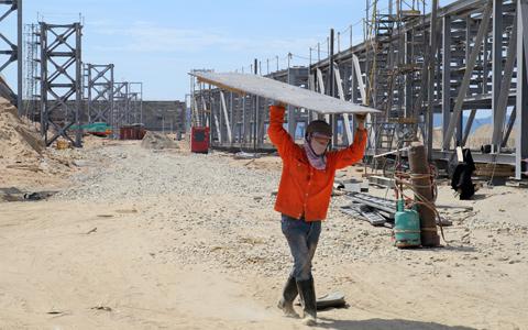 Lao động Trung Quốc ở dự án Formosa Vũng Ánh (Hà Tĩnh) chưa đầy 2000 người
