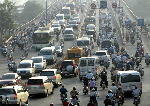 Xe nào không phải đóng phí đường bộ ?