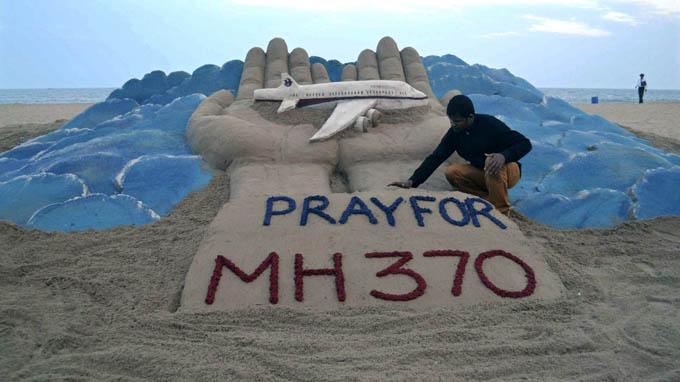 Máy bay MH370 Malaysia mất tích đang ở đâu ?
