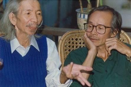 Ngày âm nhạc Việt Nam. Hai cây đại thụ của âm nhạc Việt Nam là nhạc sĩ Văn Cao và Trịnh Công Sơn