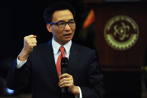 Phó Thủ tướng Vũ Đức Đam khẳng định, Hoàng Sa và Trường Sa là của Việt Nam