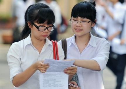 Thi ĐH 2014: Trường nào có môn thi chính ?