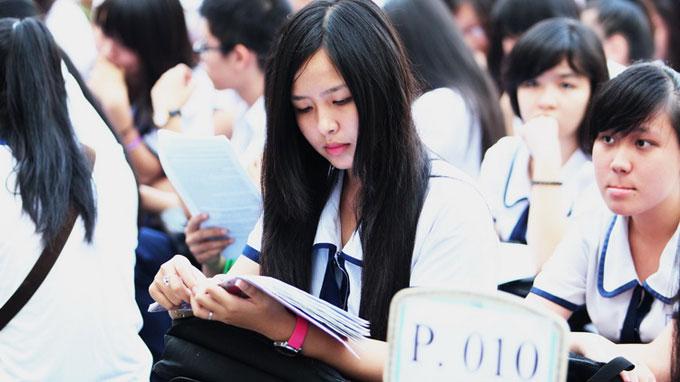 Hà Nội có trường trượt tốt nghiệp 70%. Ảnh chỉ minh tính minh họa. Ảnh