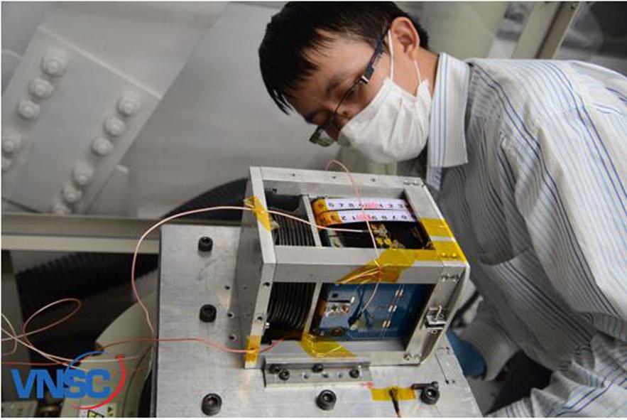 Vệ tinh PicoDragon - 1 sản phẩm của Viện Hàn lâm KH&CN Việt Nam