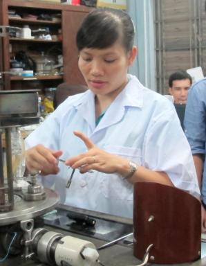 TS Vũ Thị Hạnh Thu