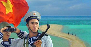 Bài văn mẫu môn văn về chủ quyền biển đảo và biển Đông - ảnh 6