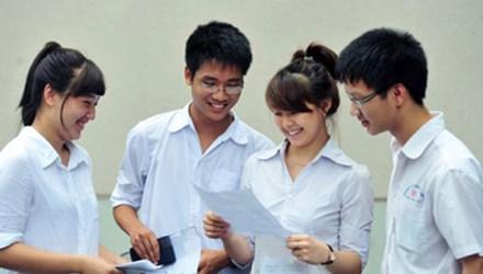 Danh sách 40 đại học công bố điểm thi, điểm chuẩn 2014