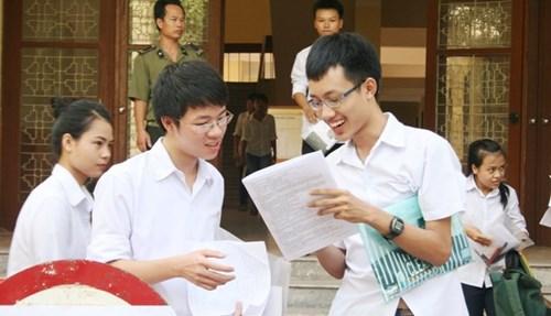 Điểm thi đại học luật TPHCM