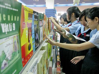 Kinh phí làm sách giáo khoa mới là 462 tỷ đồng