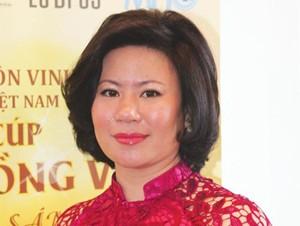 Bà Bùi Thị Hải Yến, Ủy viên Hội đồng Thành viên, Phó tổng giám đốc Công ty TNHH một thành viên Hanel Trading.