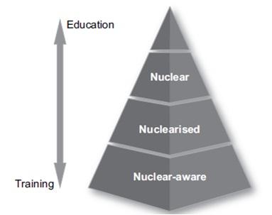 Hình E.2: Tháp năng lực chuyên môn