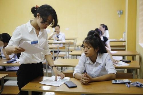 Kỳ thi THPT Quốc gia 2015: Thay đổi thông tin tuyển sinh