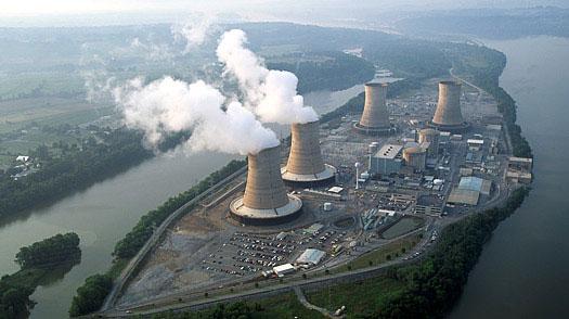 Thiết kế nhà máy điện hạt nhân có độ an toàn cao
