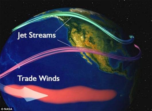 Dự đoán Trái đất nắng nóng kỷ lục vào 2014