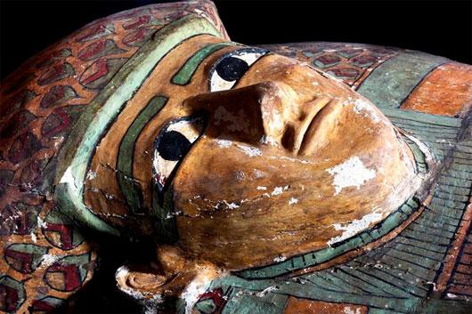 Xác ướp nguyên vẹn 3.600 năm tuổi ở Ai Cập