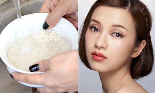 Tổng hợp những tác dụng tuyệt vời của  'nước vo gạo'