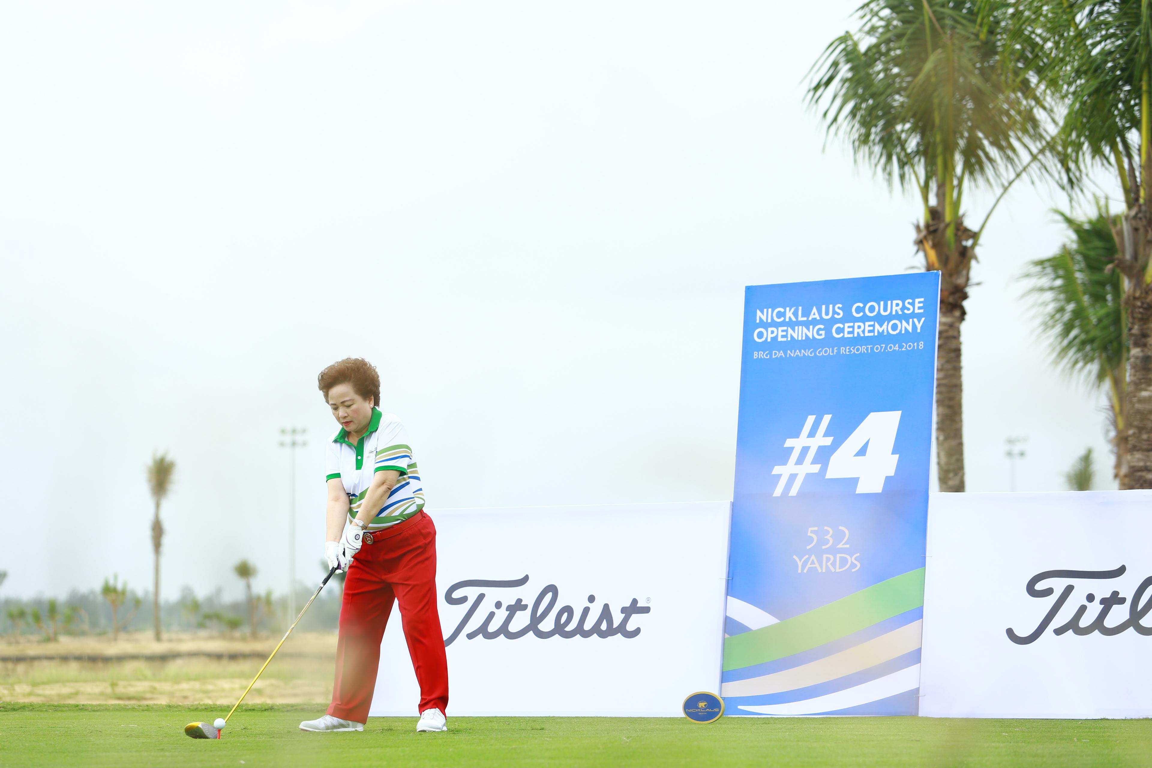 Design BRG Đà Nẵng Golf Resort đón sân gôn phong cách bờ kè đầu tiên tại Châu Á